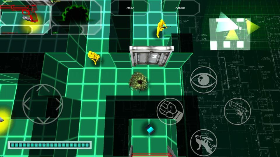 VR Tactic Mission HundredFires androidアプリスクリーンショット2