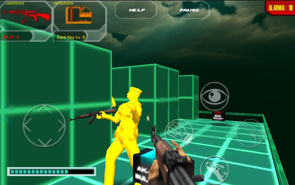 VR Tactic Mission HundredFires androidアプリスクリーンショット3