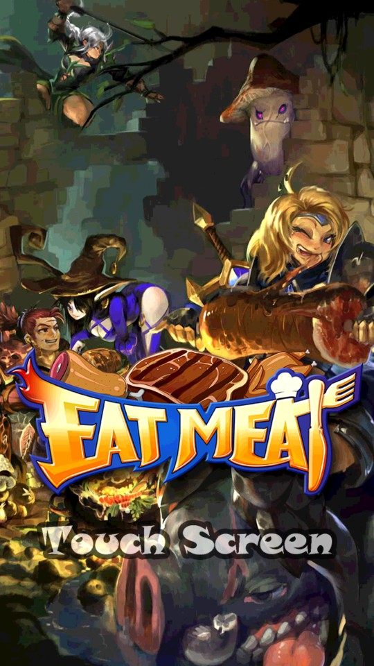 androidアプリ EAT MEAT(イートミート)攻略スクリーンショット1