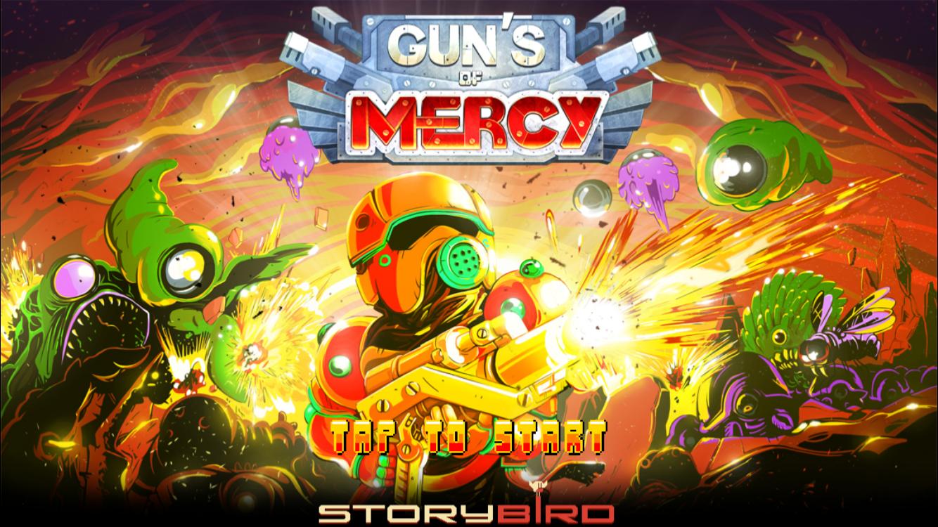 androidアプリ Guns of Mercy攻略スクリーンショット1