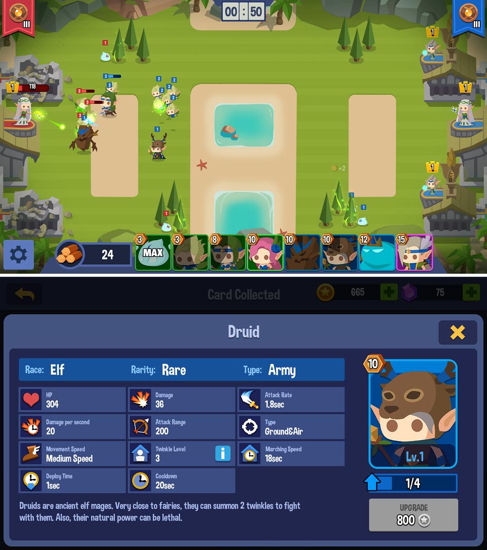 Siege Raid androidアプリスクリーンショット1