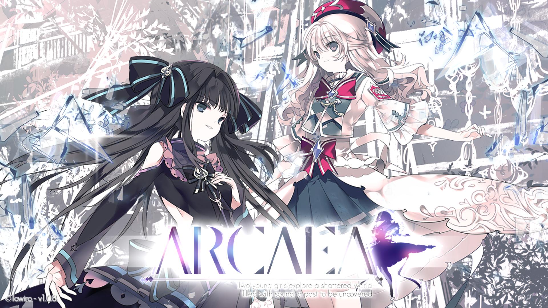 androidアプリ Arcaea攻略スクリーンショット1