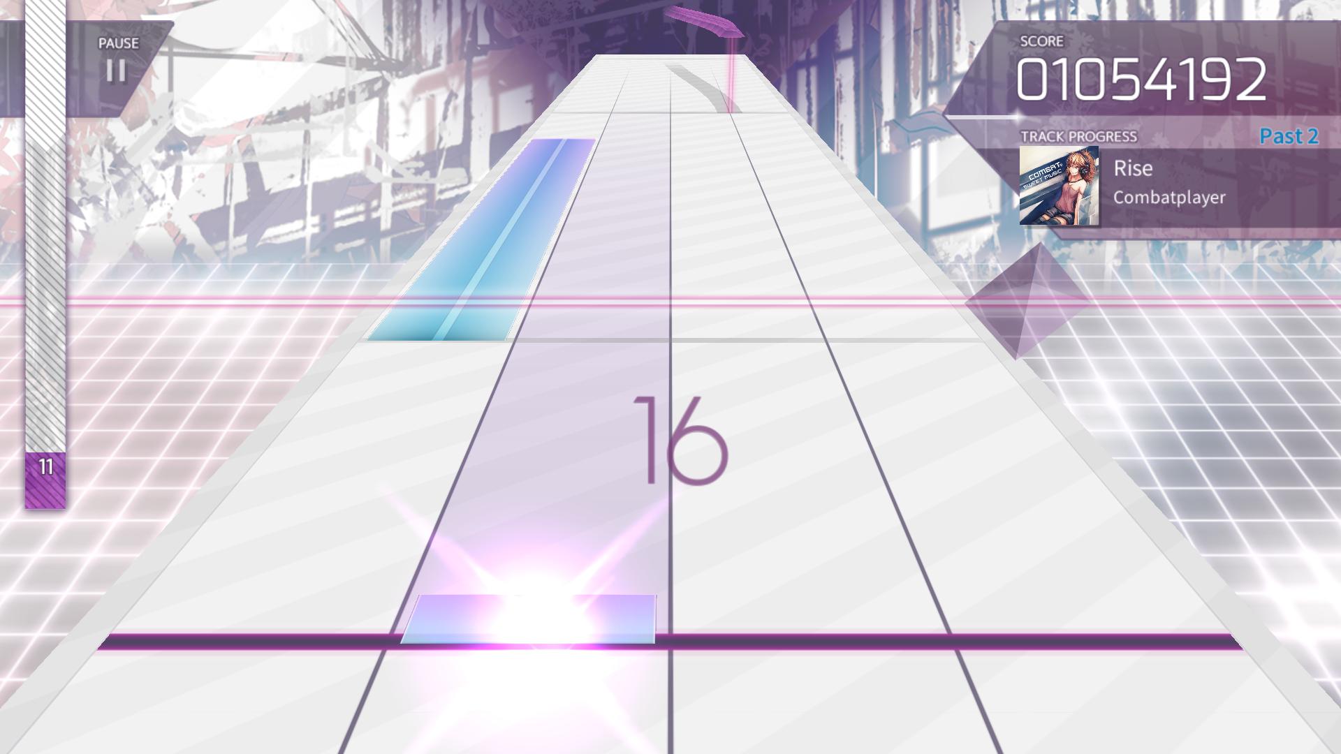 androidアプリ Arcaea攻略スクリーンショット4
