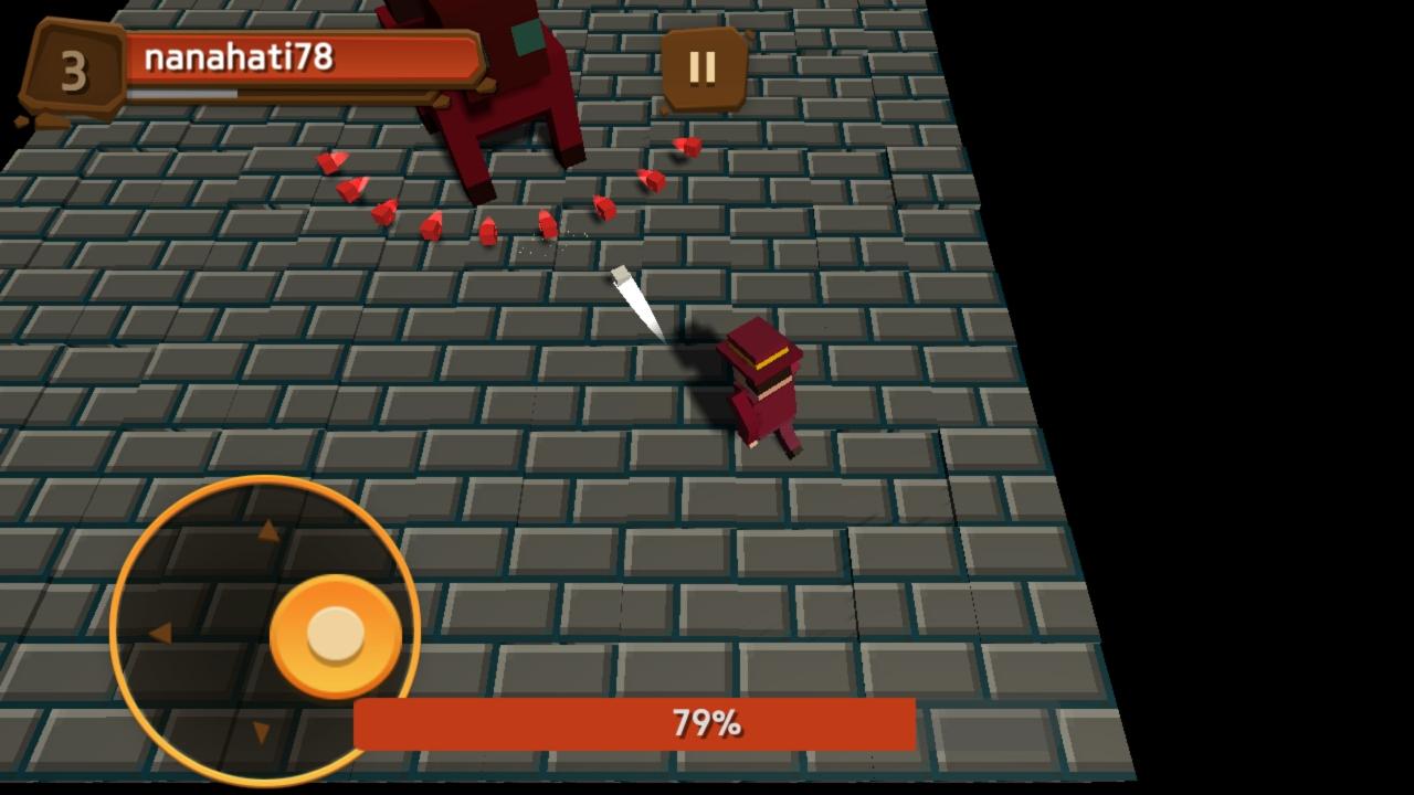 ローグファーム(RougeFarm) androidアプリスクリーンショット1