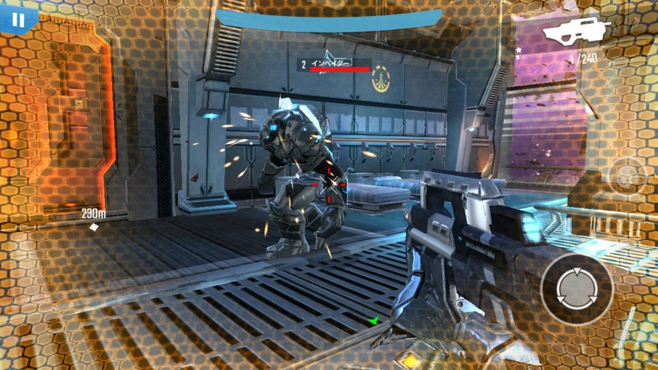 N.O.V.A. Legacy androidアプリスクリーンショット3