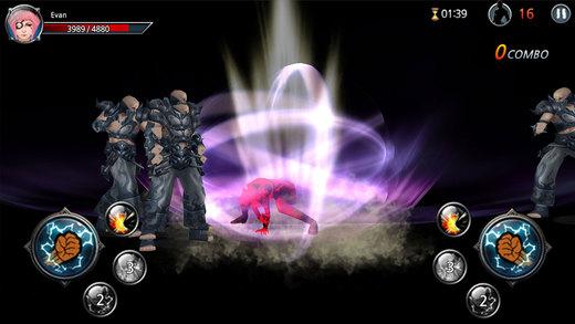 One Finger Death Punch 3D androidアプリスクリーンショット1