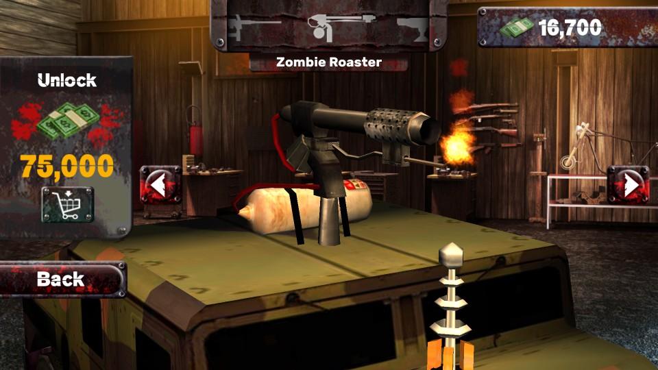 androidアプリ Zombie Squad攻略スクリーンショット6