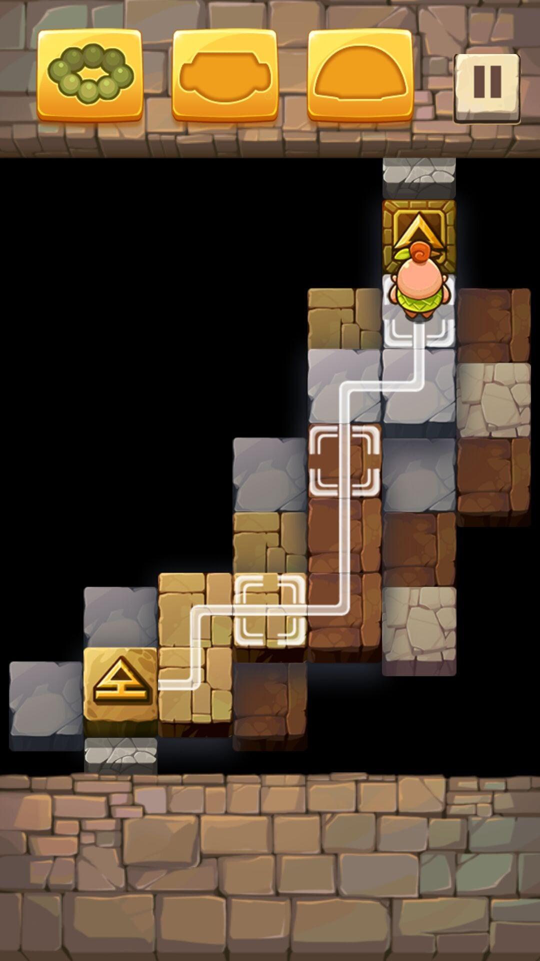 androidアプリ Caveboy GO攻略スクリーンショット2