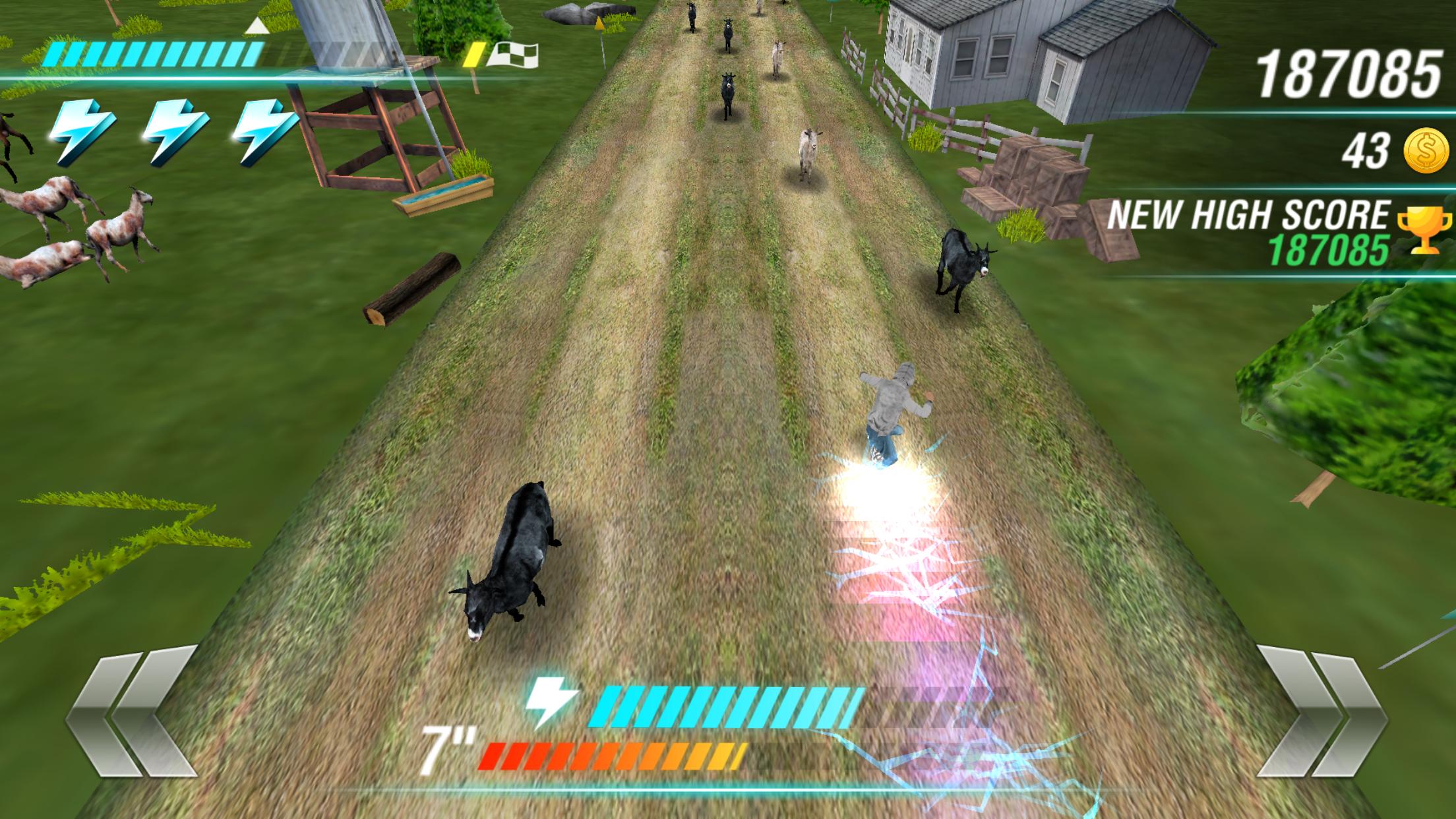 リアル スケートボード ヒーロー Real Skate Racing 3D androidアプリスクリーンショット3