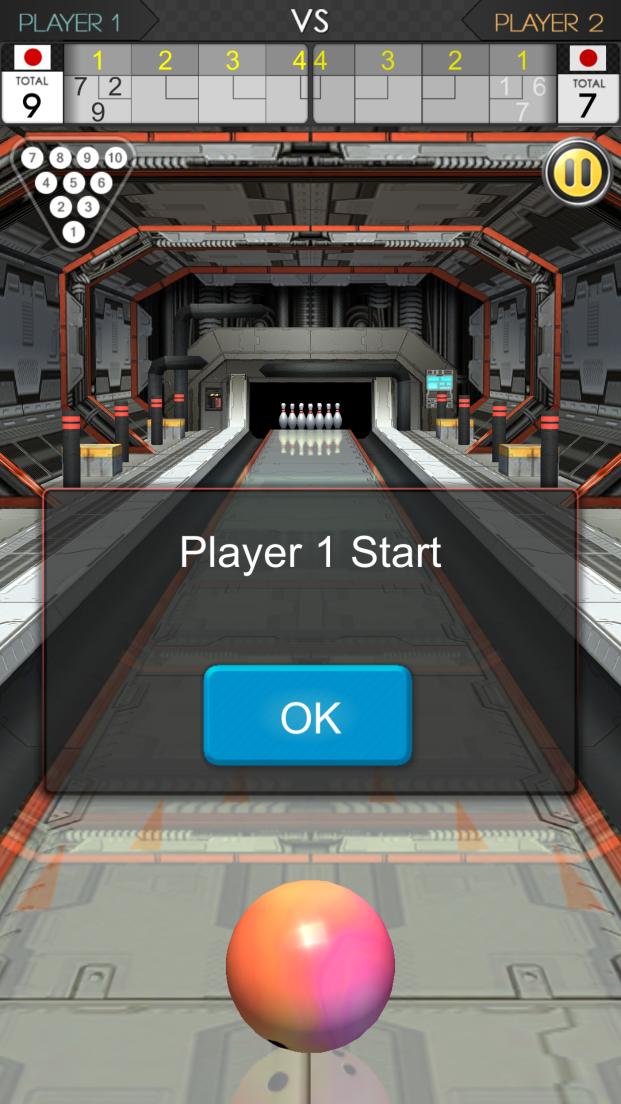 androidアプリ ワールドボウリングチャンピオンシップ攻略スクリーンショット2