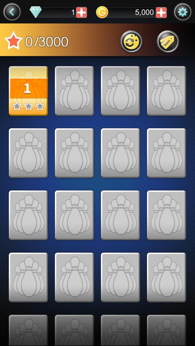 androidアプリ ワールドボウリングチャンピオンシップ攻略スクリーンショット4