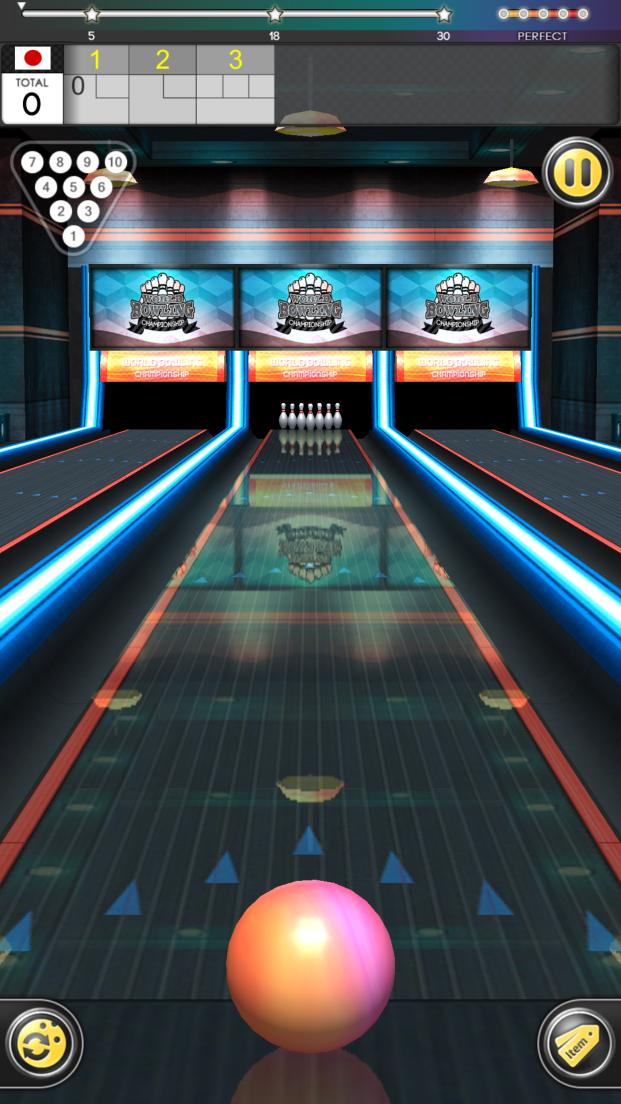 ワールドボウリングチャンピオンシップ androidアプリスクリーンショット1