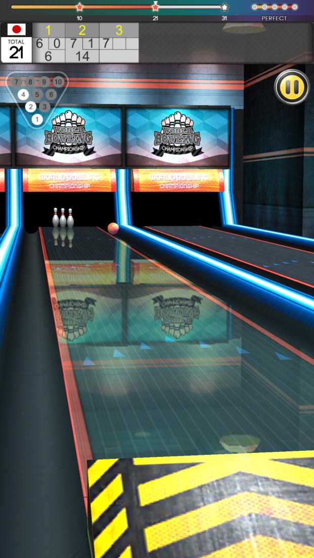 ワールドボウリングチャンピオンシップ androidアプリスクリーンショット3
