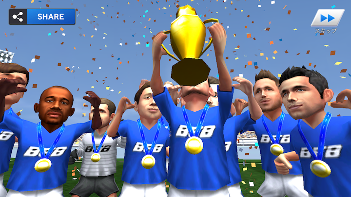 BFBチャンピオンズ2.0(BFB Champions) androidアプリスクリーンショット3