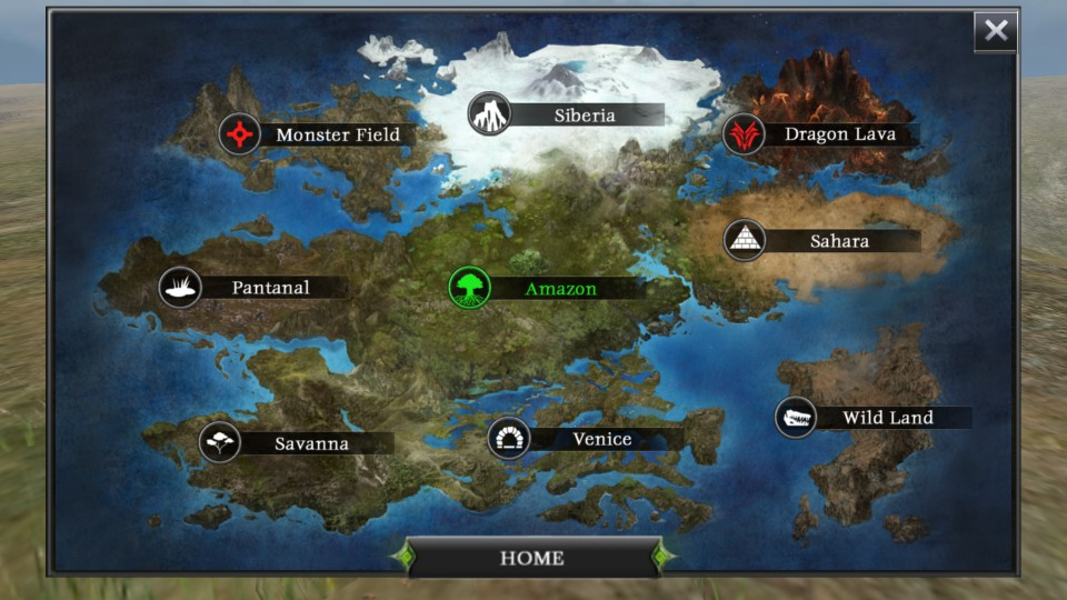 androidアプリ Wild Animals Online(ワイルドアニマル オンライン)攻略スクリーンショット1