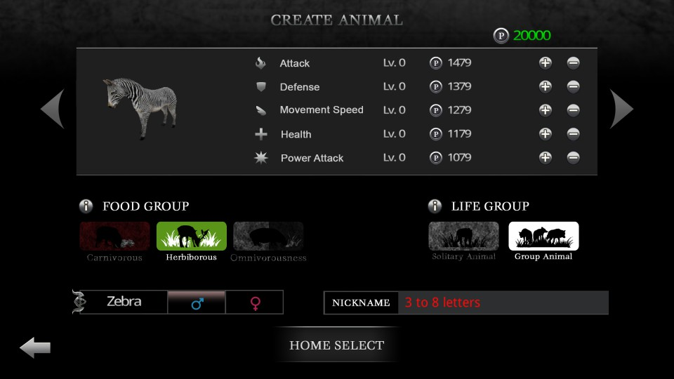 Wild Animals Online(ワイルドアニマル オンライン) androidアプリスクリーンショット3