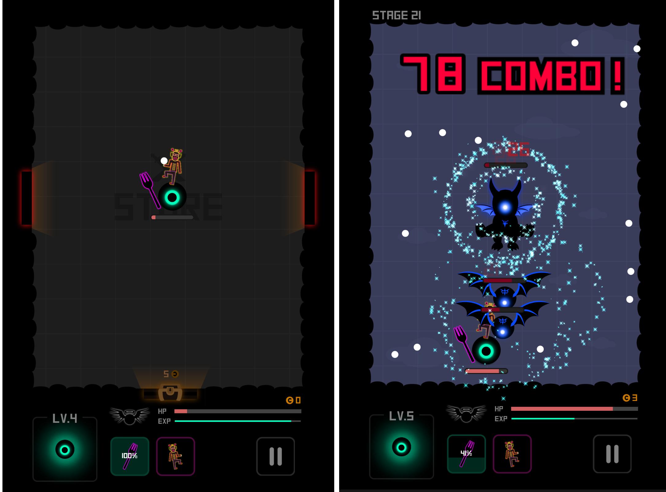 androidアプリ TiKiTaKa!攻略スクリーンショット6