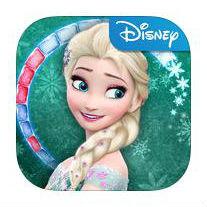 アナと雪の女王 Free Fall:スノーショット