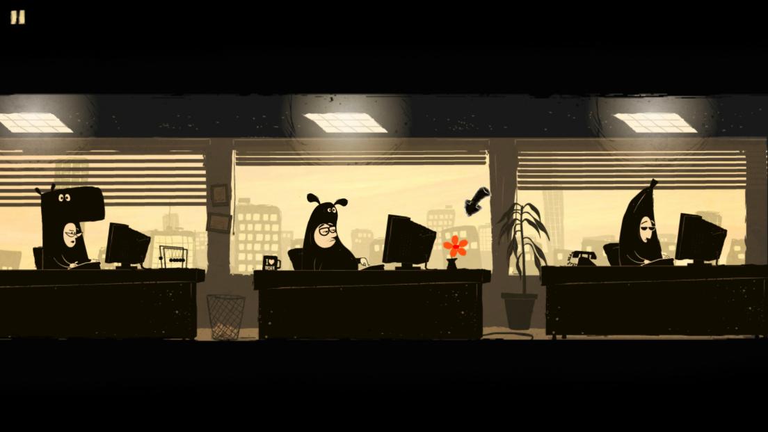 The Office Quest(オフィスクエスト) androidアプリスクリーンショット1