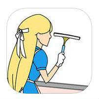 窓拭きの国のアリス