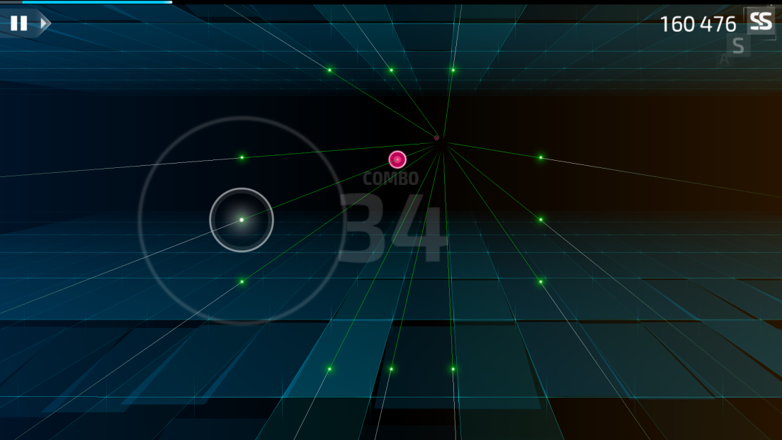 Protocol:hyperspace Diver androidアプリスクリーンショット1