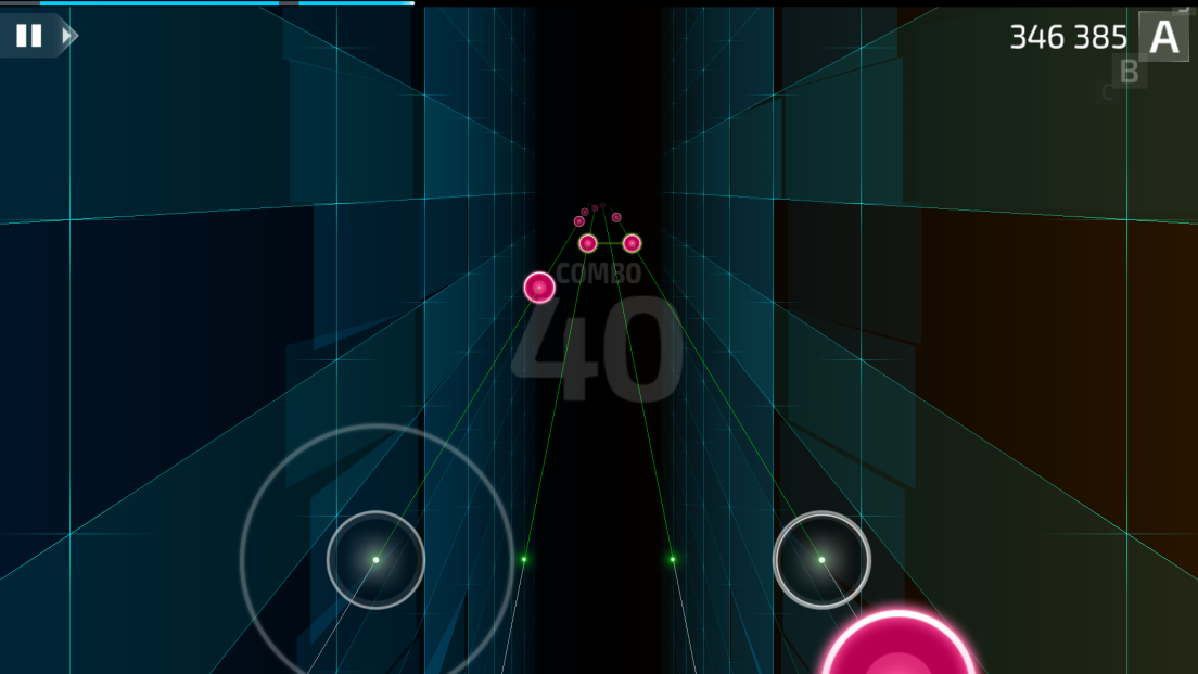 Protocol:hyperspace Diver androidアプリスクリーンショット3