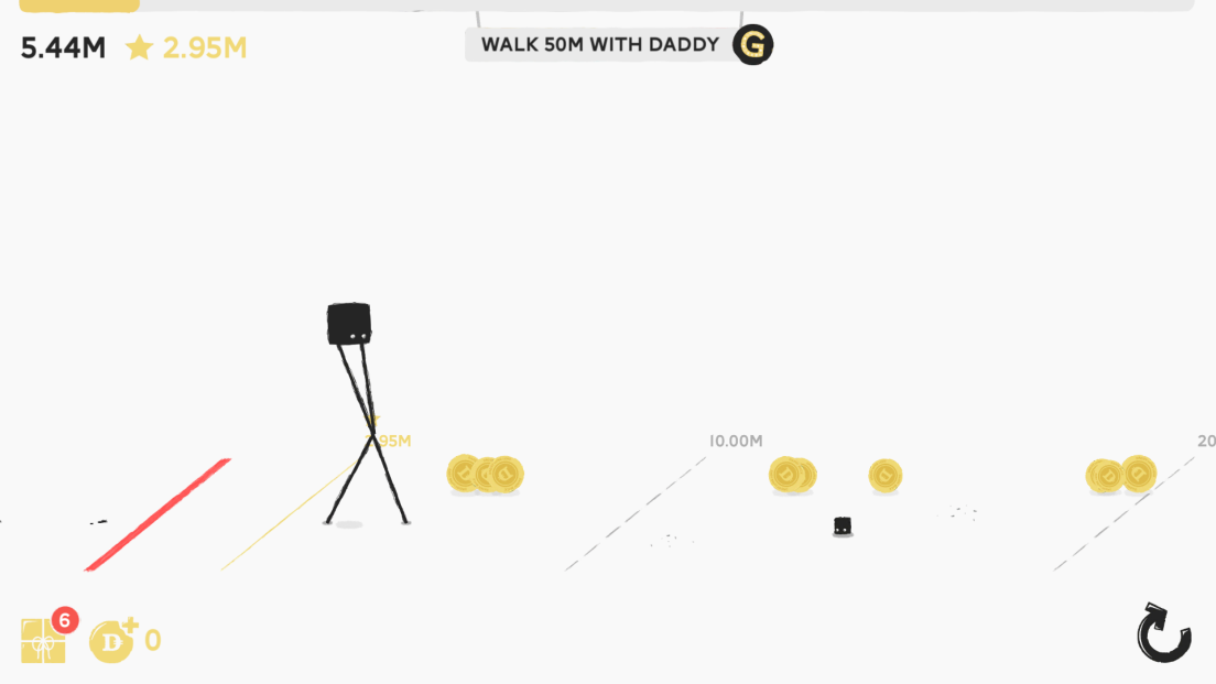 Daddy Long Legs androidアプリスクリーンショット1