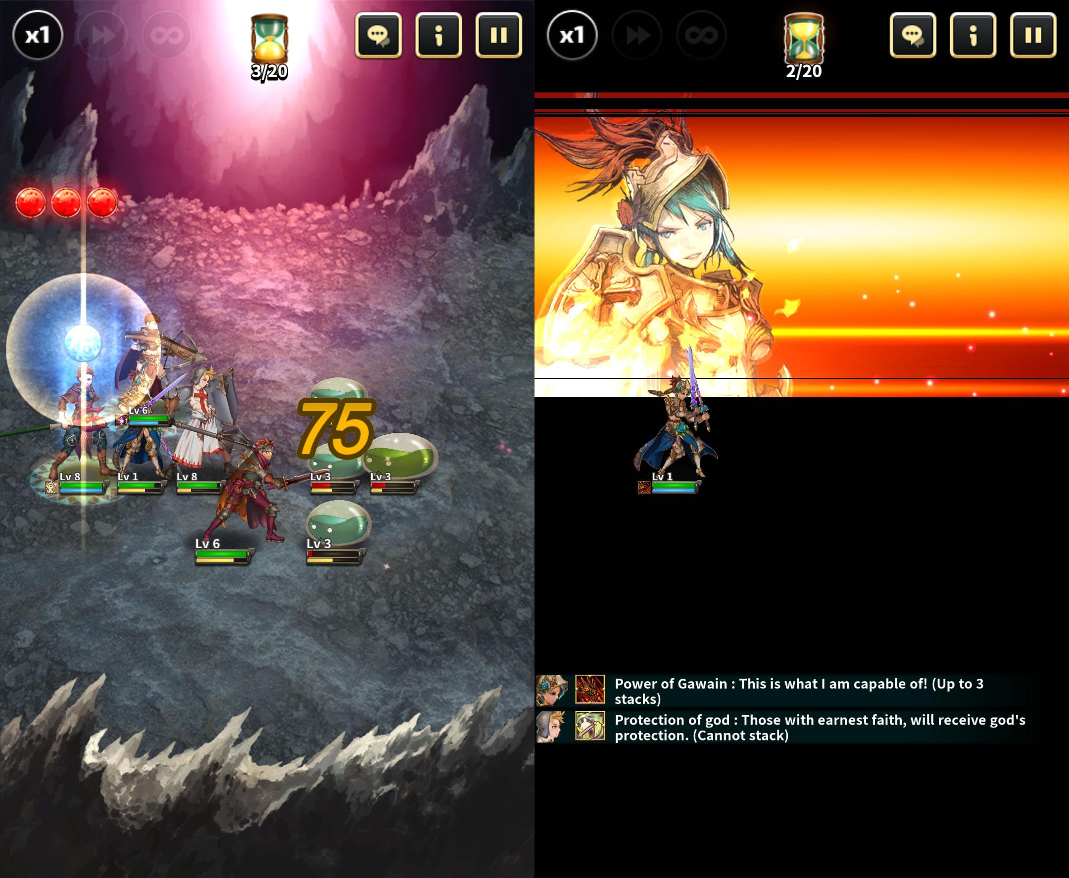 ワールド オブ タクティクス(World of Tactics) androidアプリスクリーンショット1
