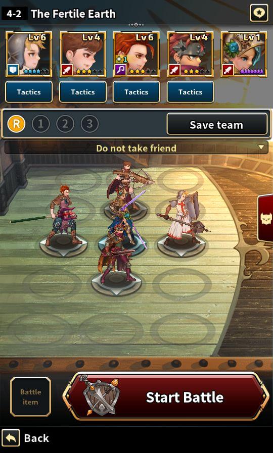 ワールド オブ タクティクス(World of Tactics) androidアプリスクリーンショット2