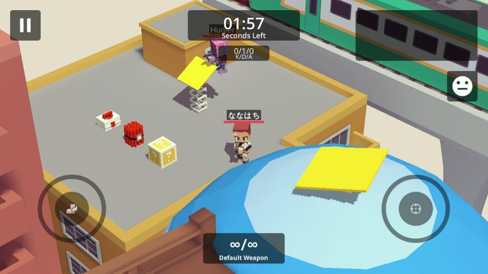 シティウォッチ~ランブルマスターズ androidアプリスクリーンショット3