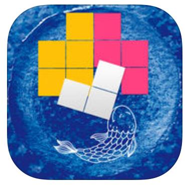 ブロックパズル - 魚の物語