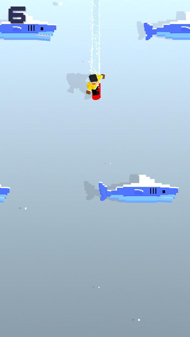 androidアプリ Diver Dash攻略スクリーンショット4
