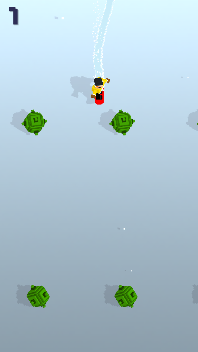 Diver Dash androidアプリスクリーンショット2
