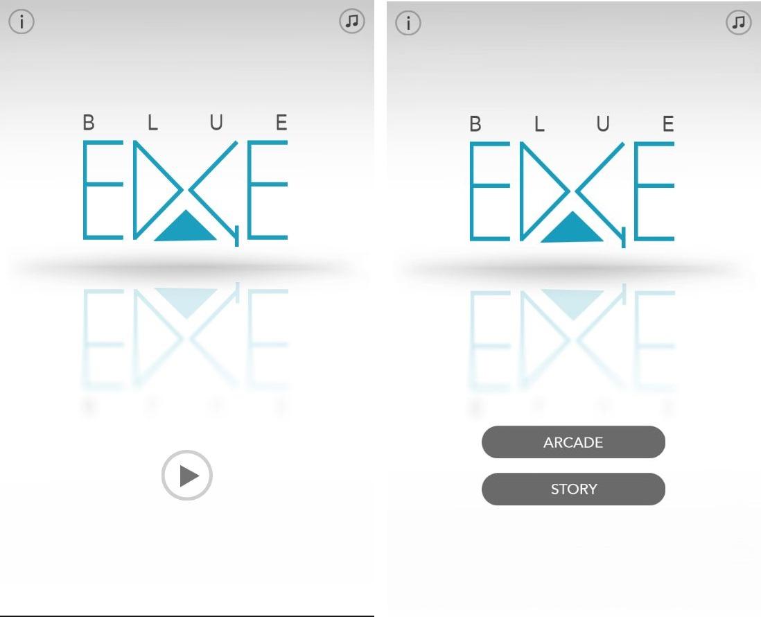 androidアプリ Blue Edge攻略スクリーンショット1