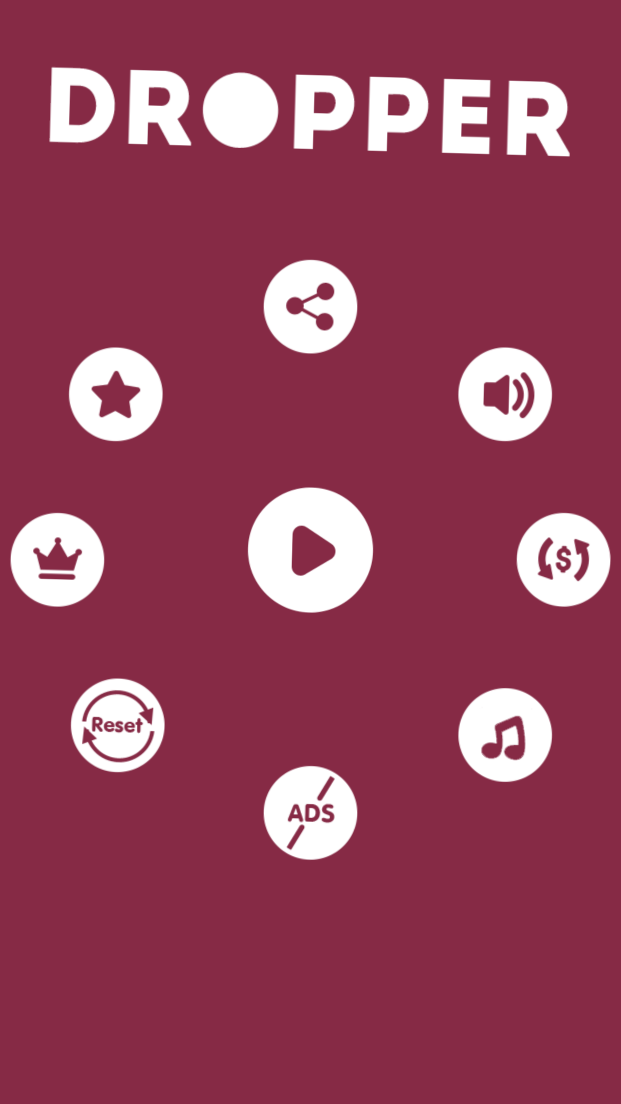 androidアプリ Dropper¡攻略スクリーンショット1