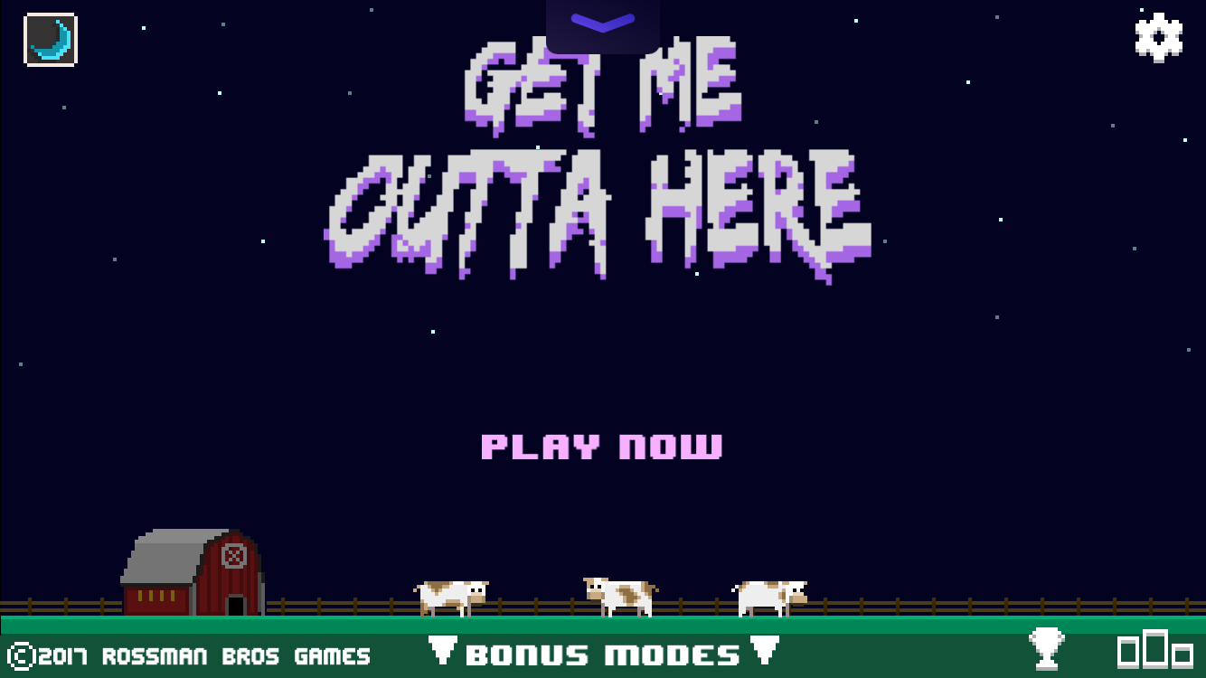 androidアプリ Get Me Outta Here攻略スクリーンショット4