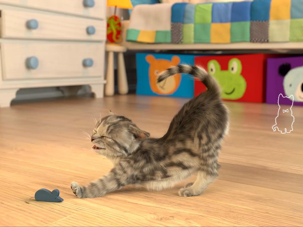 androidアプリ 小さな子猫(Little Kitten)攻略スクリーンショット3