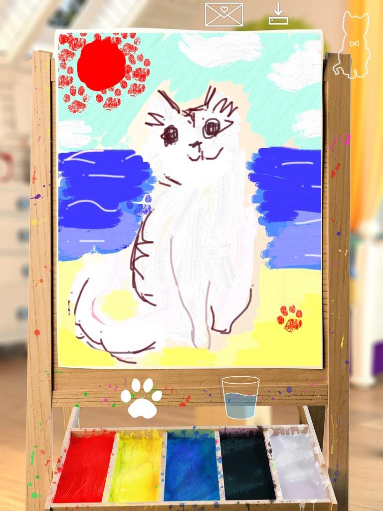 androidアプリ 小さな子猫(Little Kitten)攻略スクリーンショット6