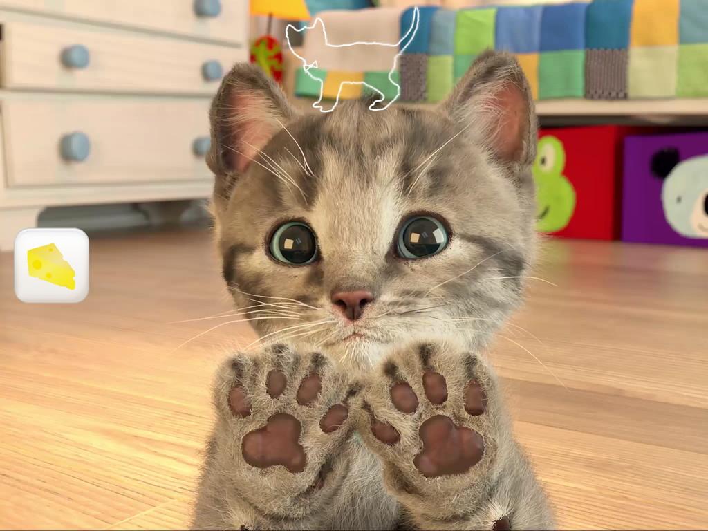 小さな子猫(Little Kitten) androidアプリスクリーンショット1