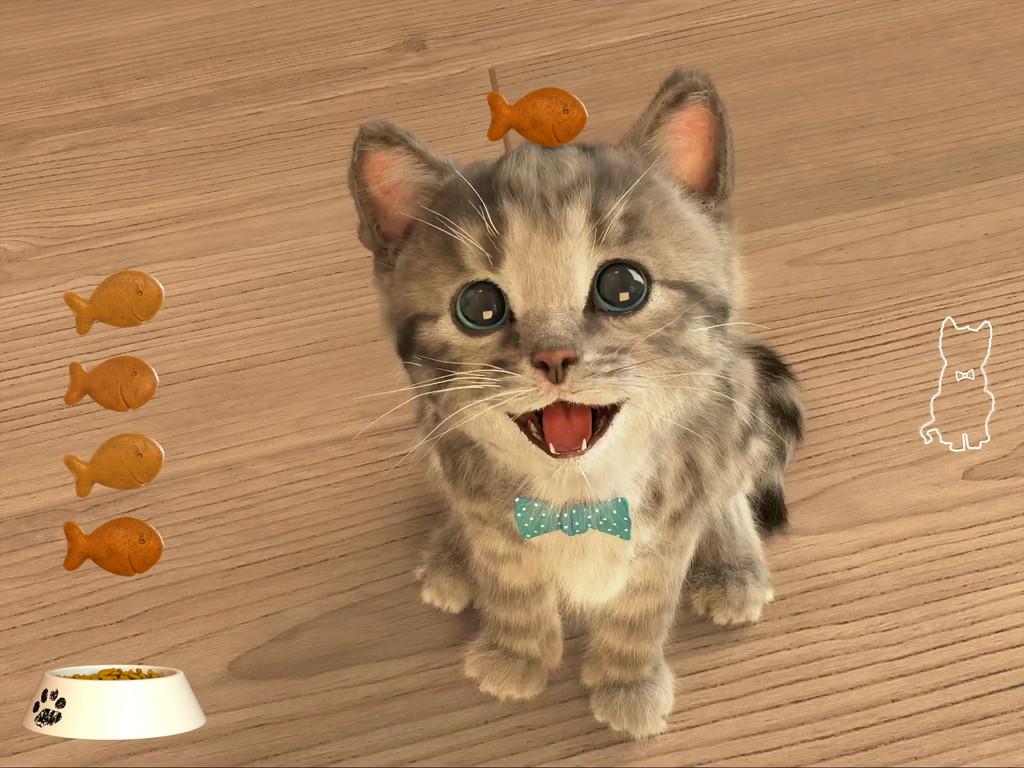 小さな子猫(Little Kitten) androidアプリスクリーンショット3