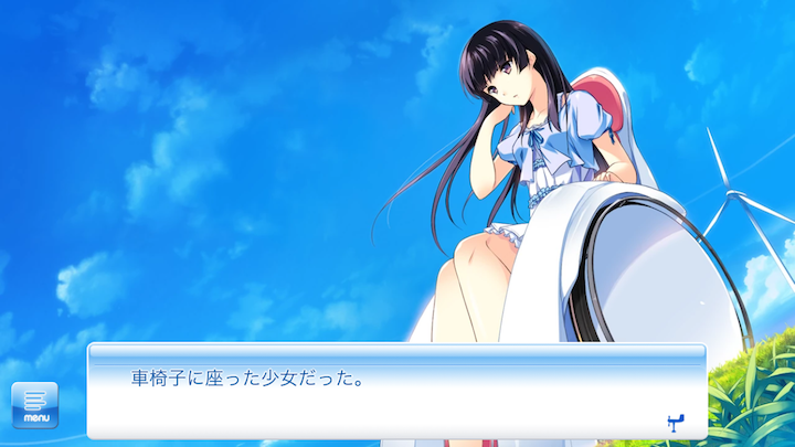 この大空に、翼をひろげて Limited Edition androidアプリスクリーンショット1