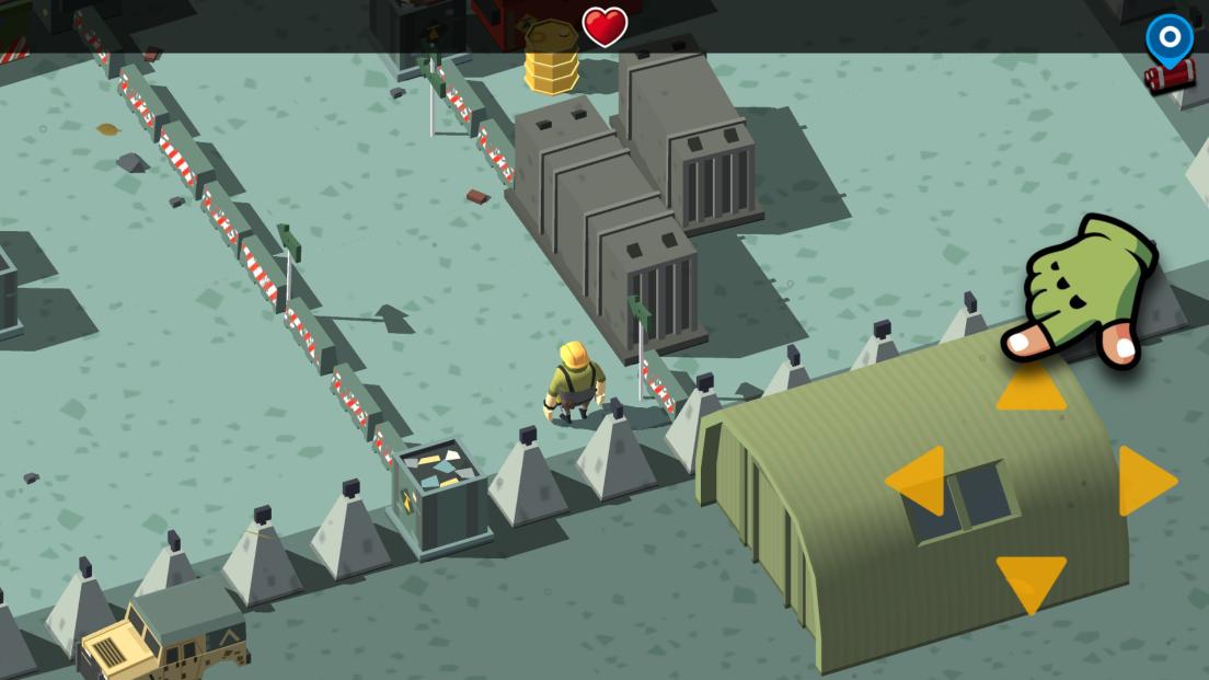 androidアプリ Bomb Hunters攻略スクリーンショット2