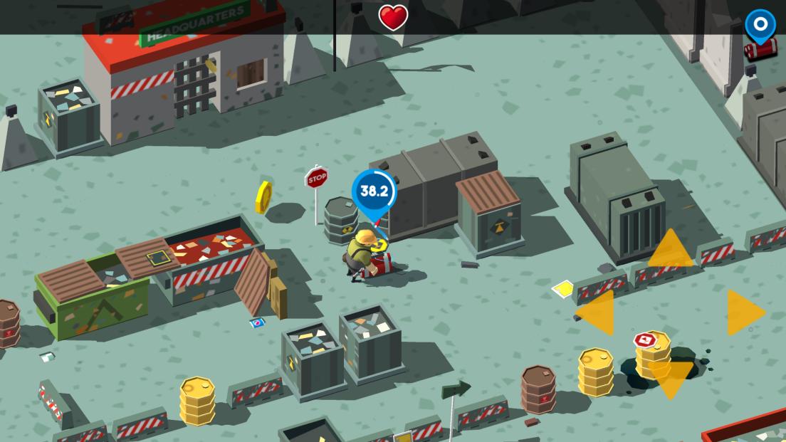 Bomb Hunters androidアプリスクリーンショット1