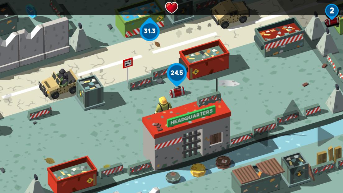 Bomb Hunters androidアプリスクリーンショット2