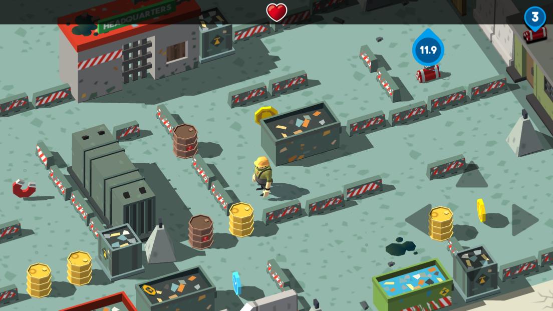 Bomb Hunters androidアプリスクリーンショット3