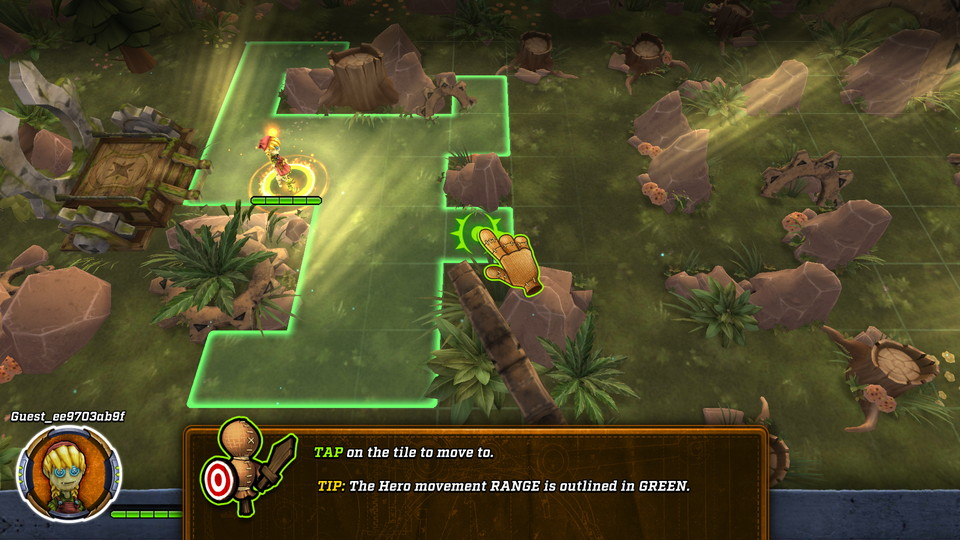 androidアプリ Little Lords of Twilight®攻略スクリーンショット1