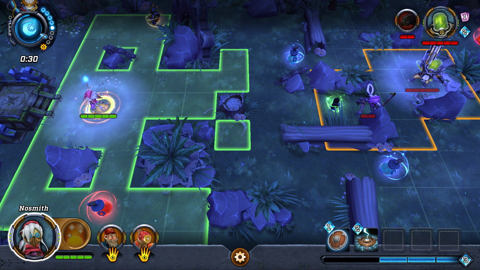 androidアプリ Little Lords of Twilight®攻略スクリーンショット2