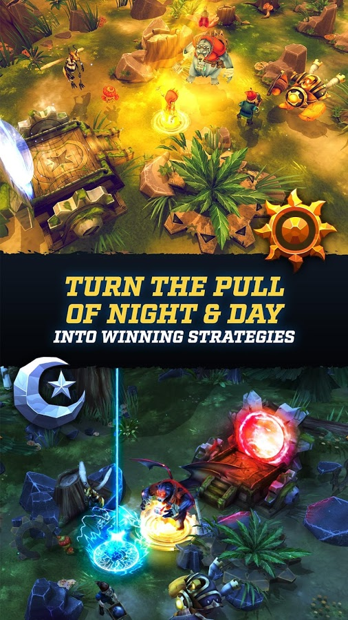 androidアプリ Little Lords of Twilight®攻略スクリーンショット8