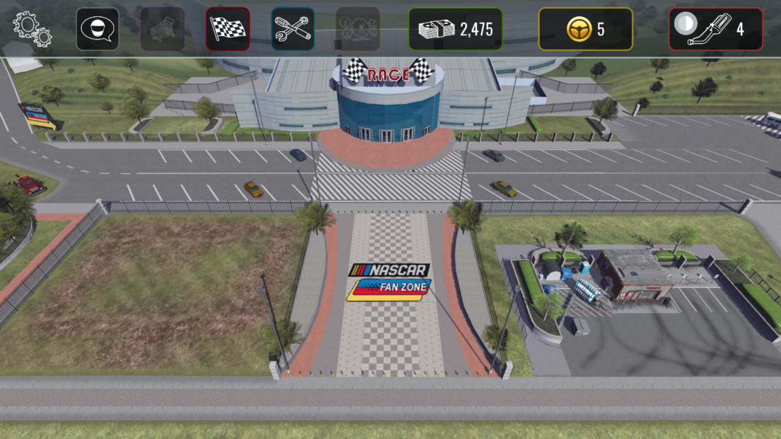 androidアプリ NASCAR Heat Mobile攻略スクリーンショット1