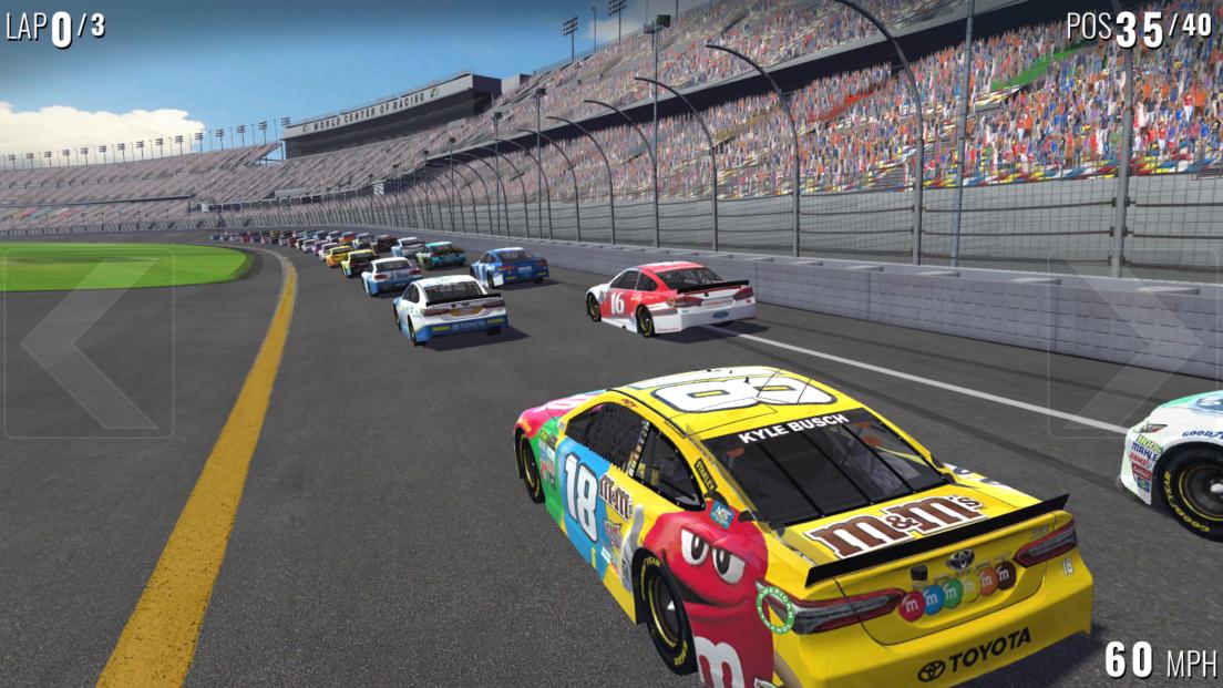 NASCAR Heat Mobile androidアプリスクリーンショット1